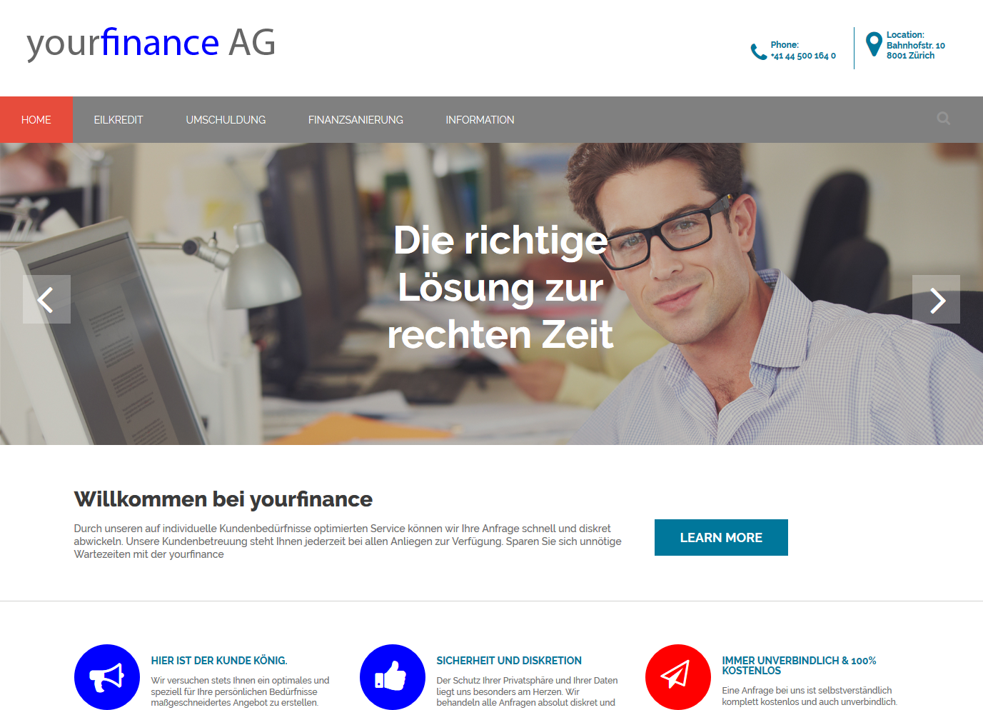 Yourfinance Ag